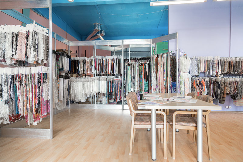 IL TEXTILE Showroom