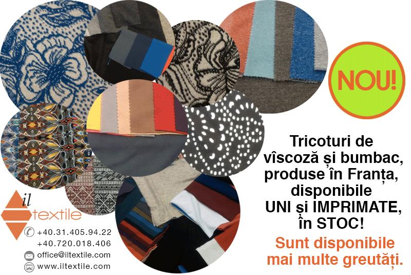 IL TEXTILE - NOU tricoturi!